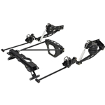 Ford 85-05 Ranger Truck - Bolt-On 4-Link Cantilever Suspension System